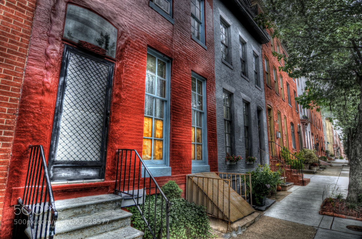 Photograph Red House by Jared Chernick on 500px