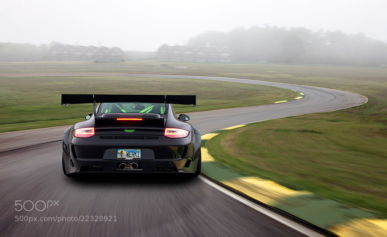 Photograph Champion Motorsports Porsche 911 GT3 RSR by Clint Davis on 500px