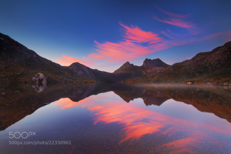 Photograph Sword in the Sky by Dylan Toh  & Marianne Lim on 500px