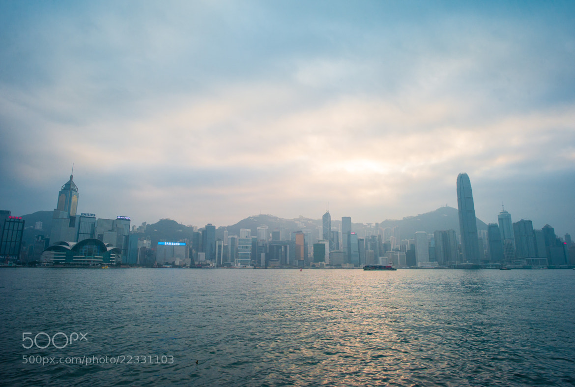 Photograph Superwide Hong Kong by Kenneth Chong on 500px