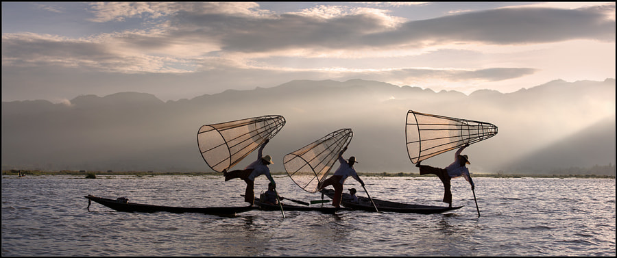 Photograph Myanmar by Yury Pustovoy on 500px