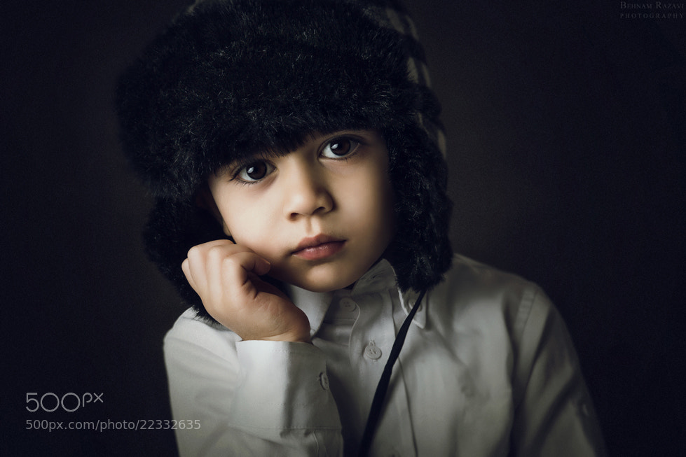 Photograph Kid by Behnam Razavi on 500px