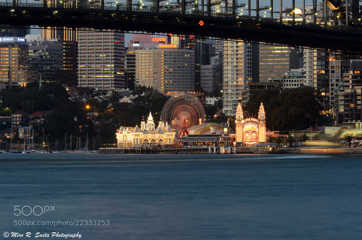 Photograph Luna Park by Miro Susta on 500px