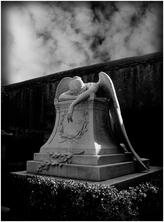 Photograph Weeping Angel by Massimo Renzi on 500px