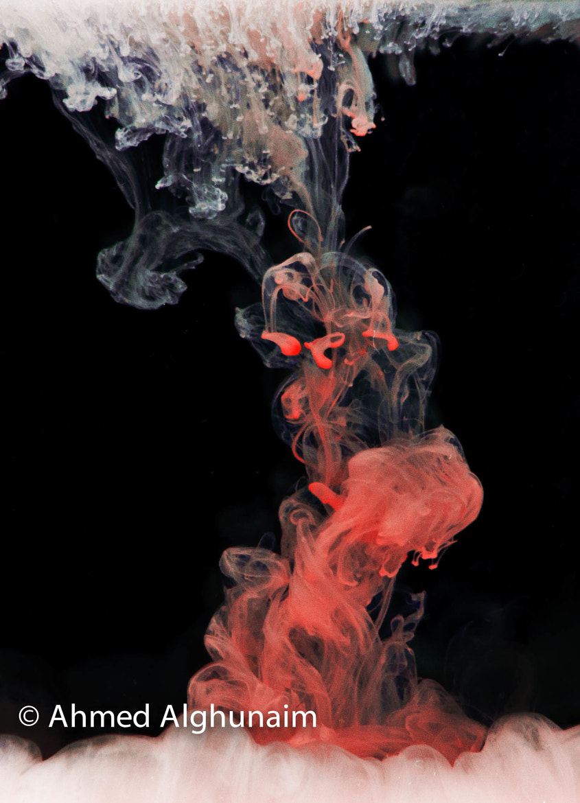 Photograph  Ink in Water by Ahmed Alghunaim on 500px