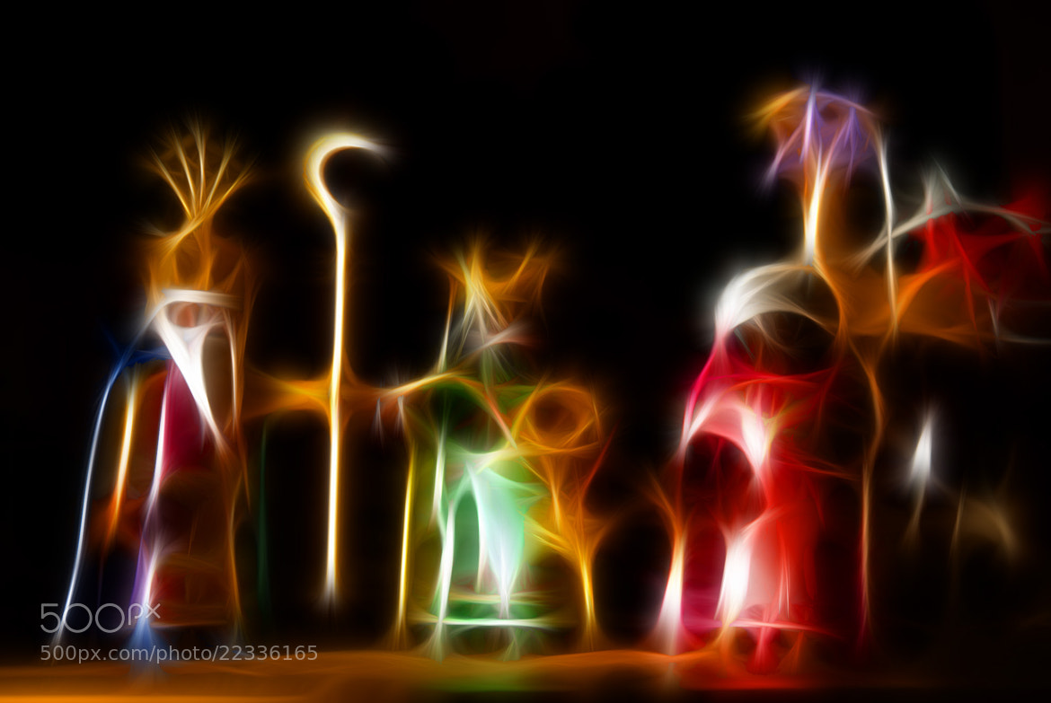 Photograph Los Reyes Magos by Daniel Romero Rodríguez on 500px