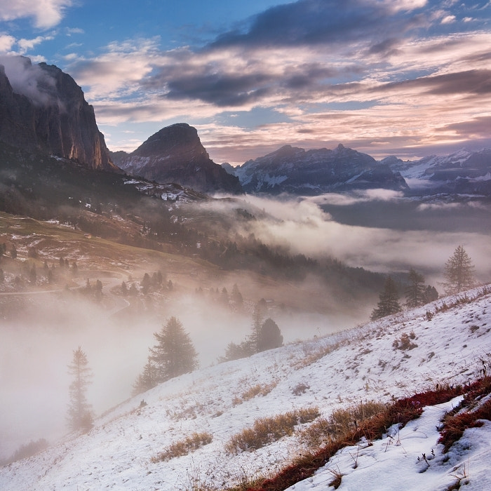 Photograph Passo Gardena by Daniel Řeřicha on 500px