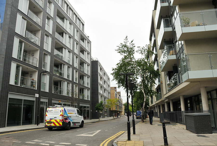Islington, London by Sandra on 500px.com