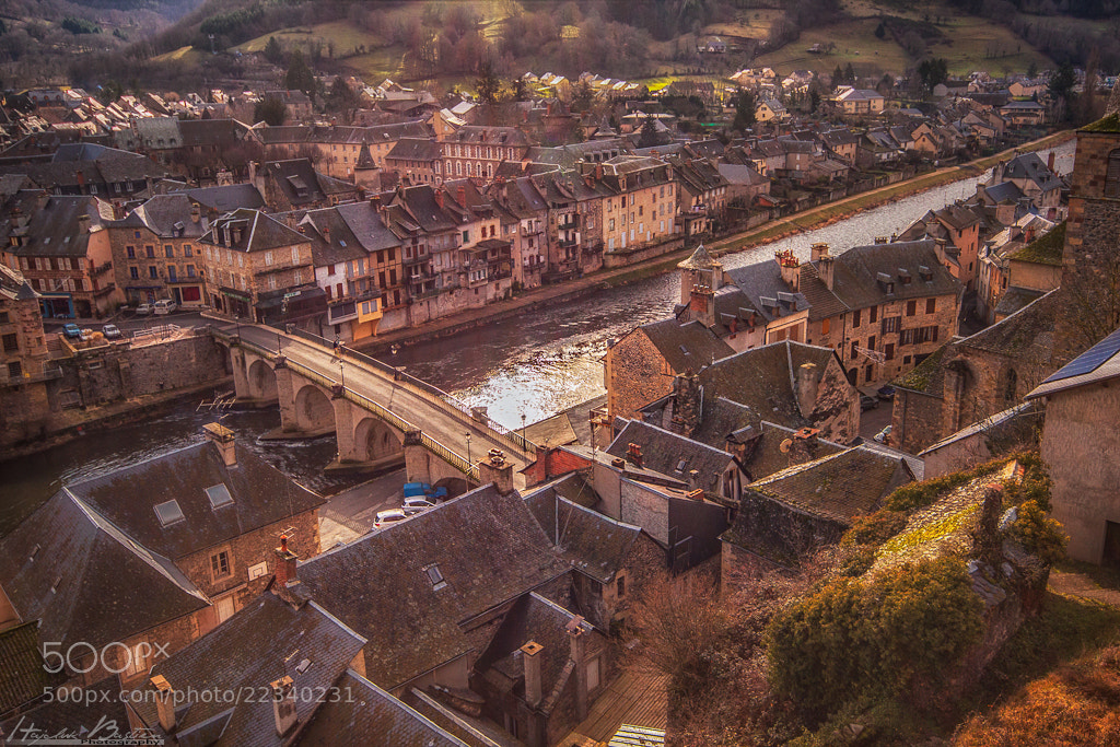 Photograph St Geniez d'Olt by Bastien HAJDUK on 500px