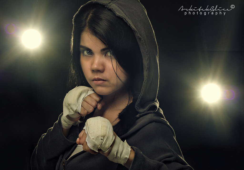 Photograph The Fighter by Glice Galac on 500px