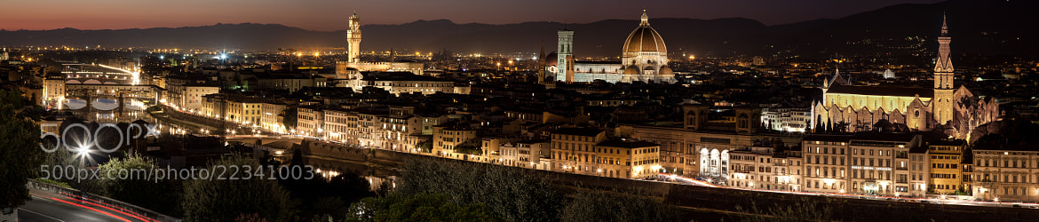 Photograph Florence by Giulio Biondi on 500px