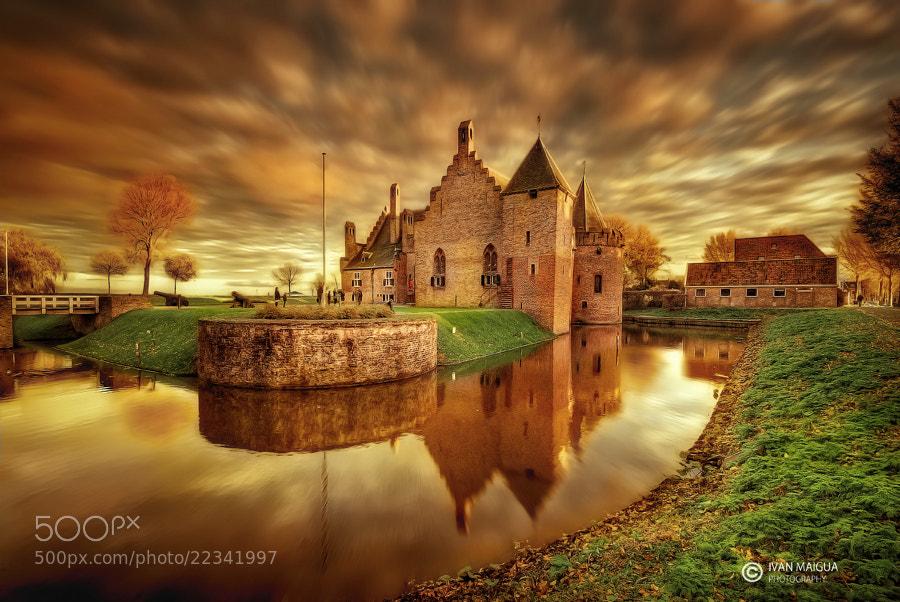 Photograph Castle Radboud by Iván Maigua on 500px