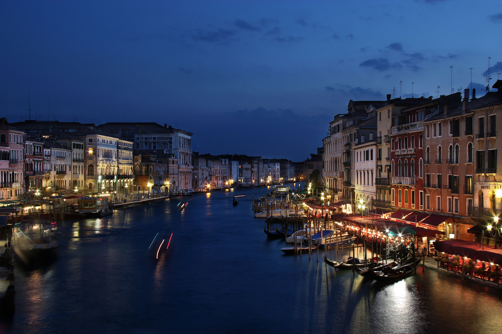 Photograph Blue Venice by Carlos Luque on 500px
