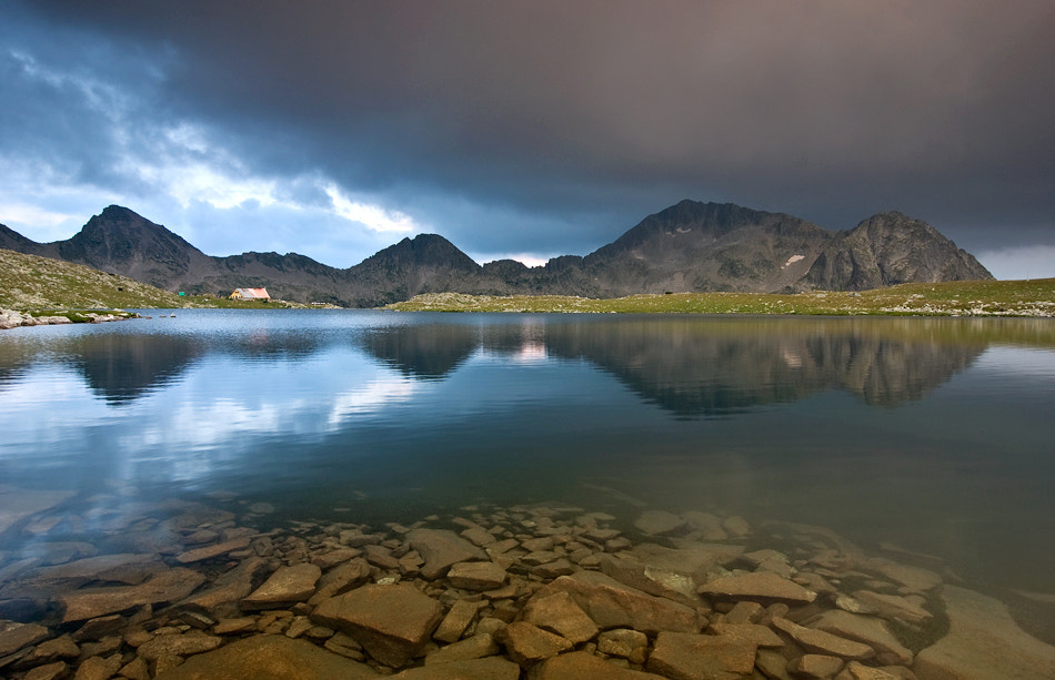 Photograph Tevno Lake Shelter 2512 meters above the sea level  by Hristo Dimitrov on 500px