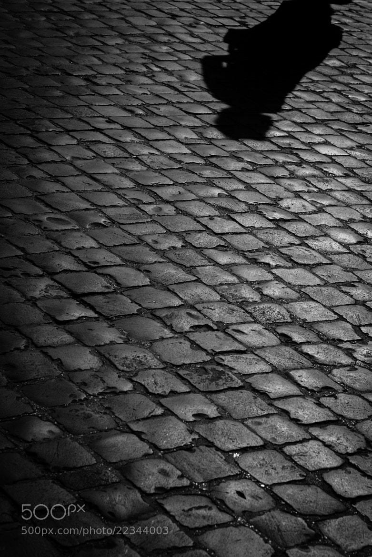 Photograph Walking by by Balázs Nagy on 500px