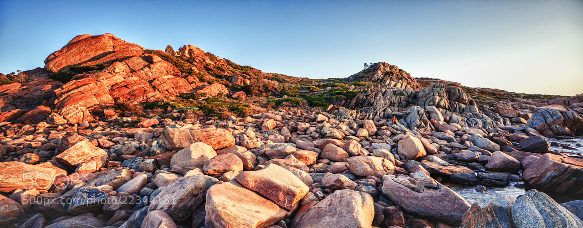 Photograph Sugarloaf Coast by Daniel Beresford on 500px