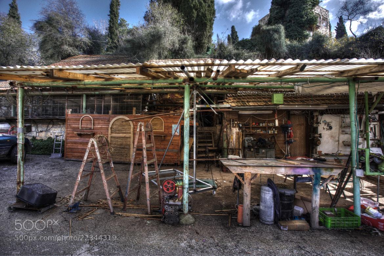 Photograph Ein Karem Open Air Workshop by Uri Baruch on 500px