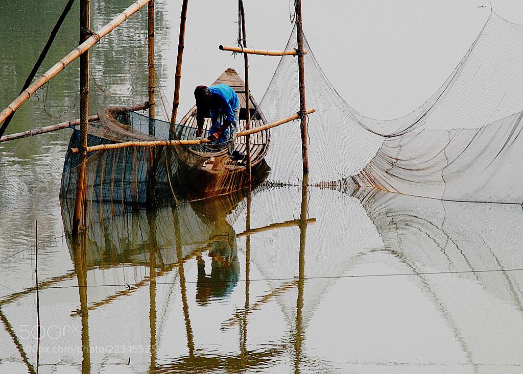 Photograph Fishing by Motiur Rahman on 500px