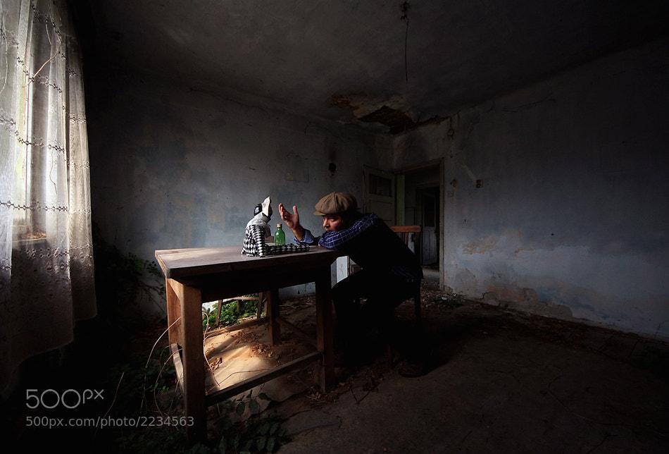 Photograph you talkin' to me? by Mario Grobenski on 500px
