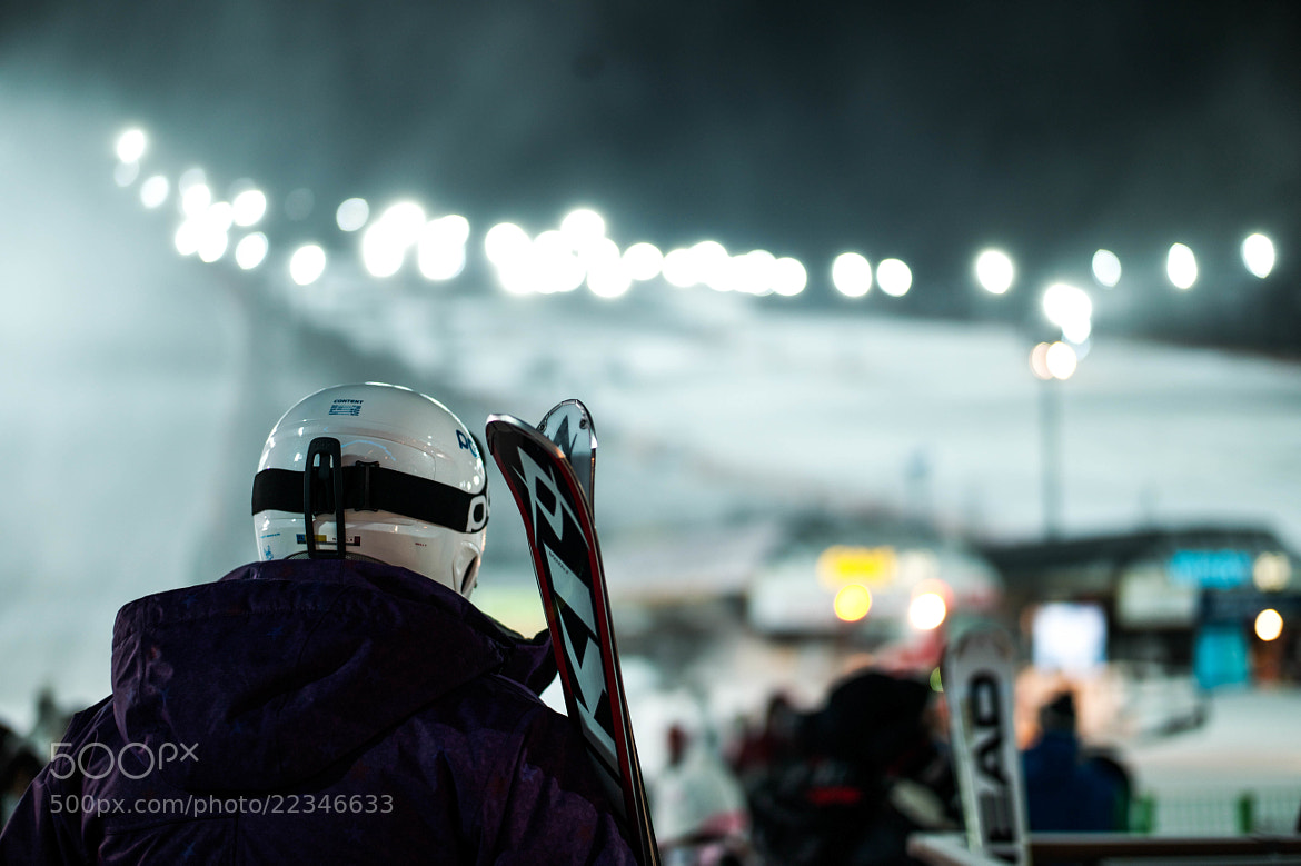 Photograph Ski by Tem Erdenebat on 500px