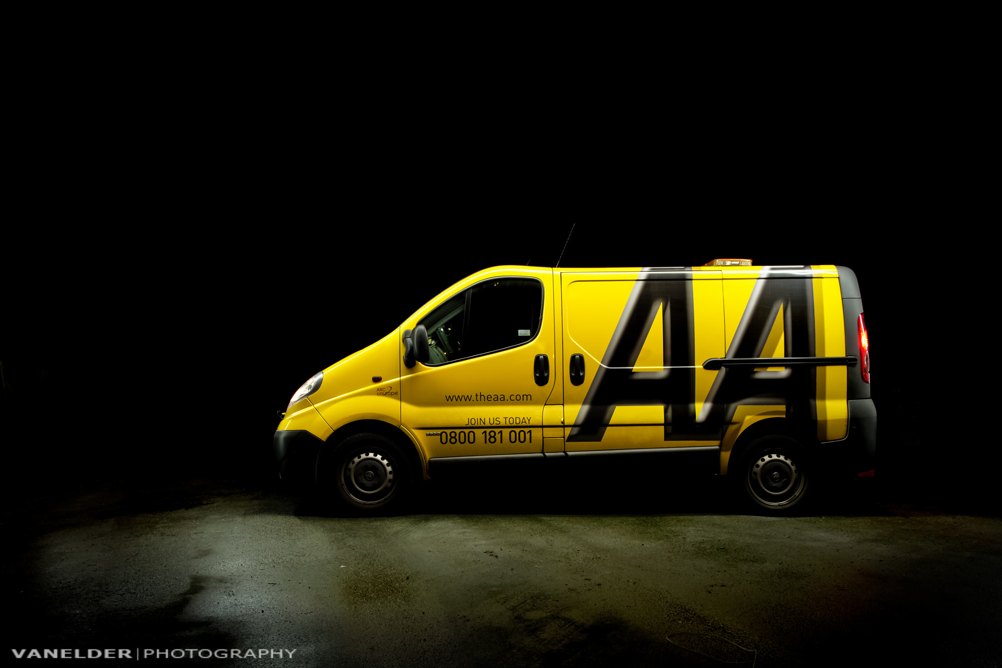 Photograph The AA by Barry Elder on 500px