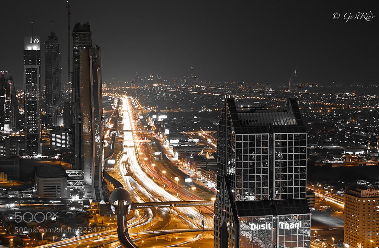Photograph Rush Hour by Karim Nafatni on 500px