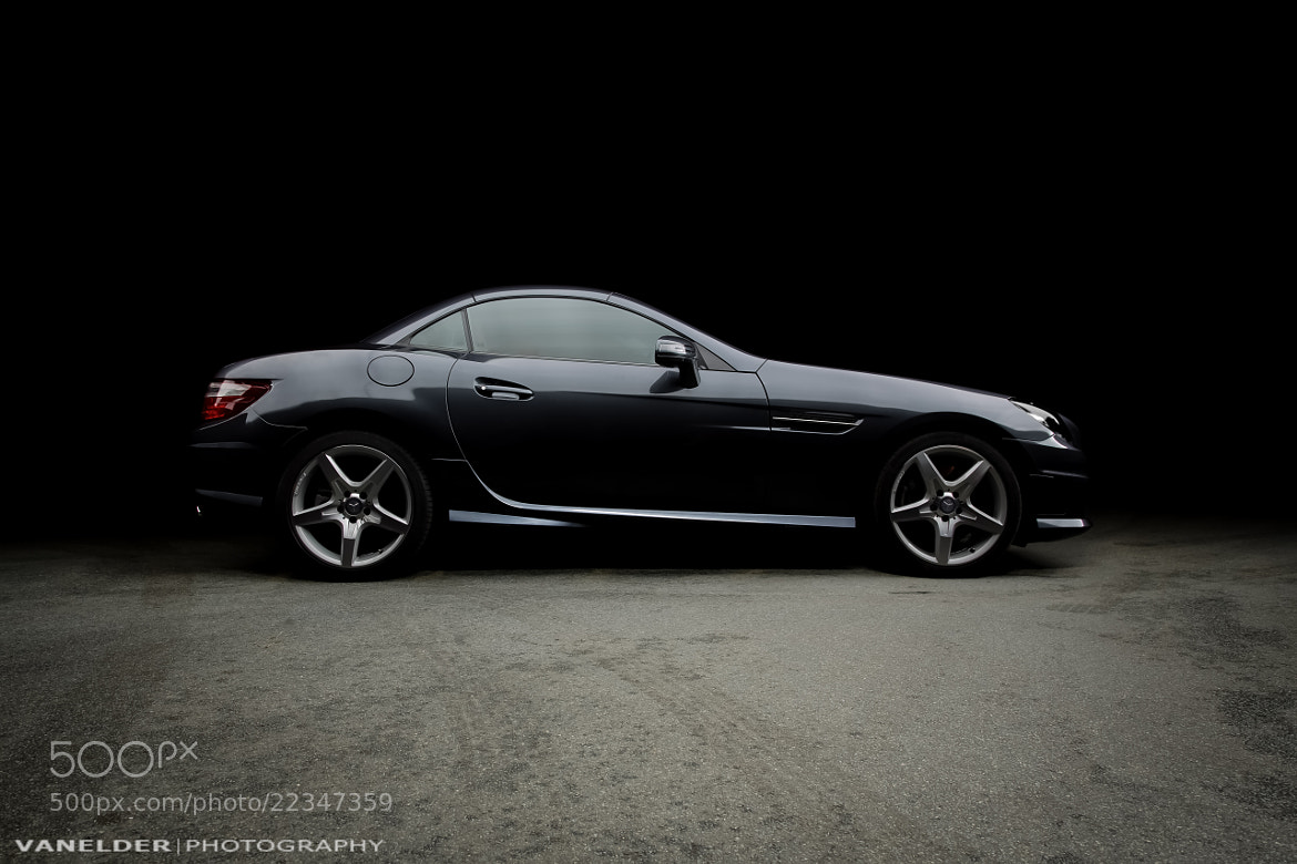 Photograph Mercedes SLK by Barry Elder on 500px