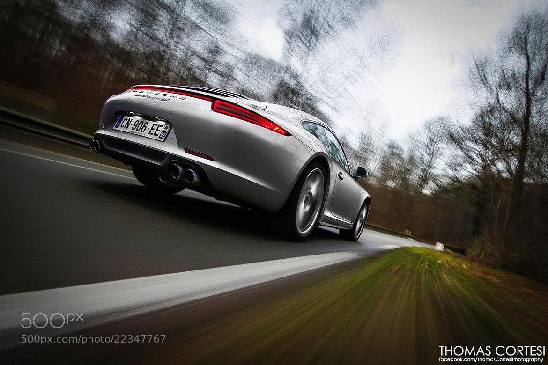 Photograph Porsche 911 Carrera 4S by Thomas Cortesi on 500px
