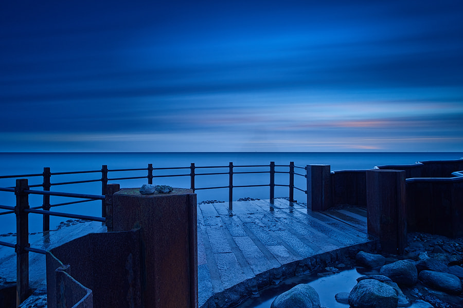 Photograph Blue South by Magnus Larsson on 500px