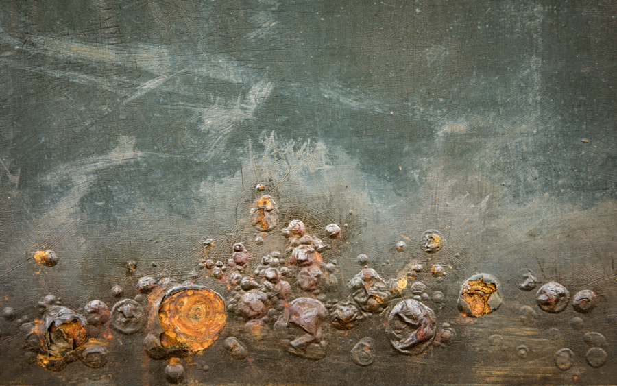 Rust bubbles