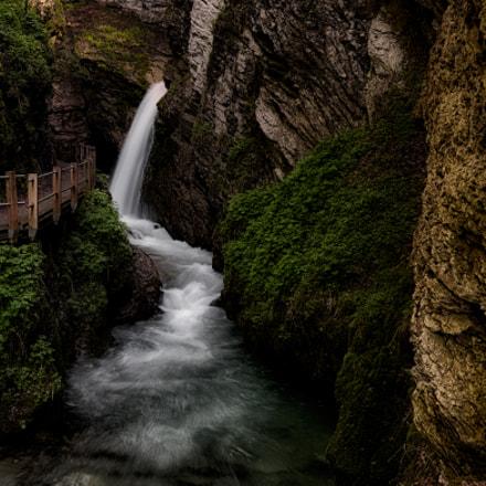 spectacular cascade