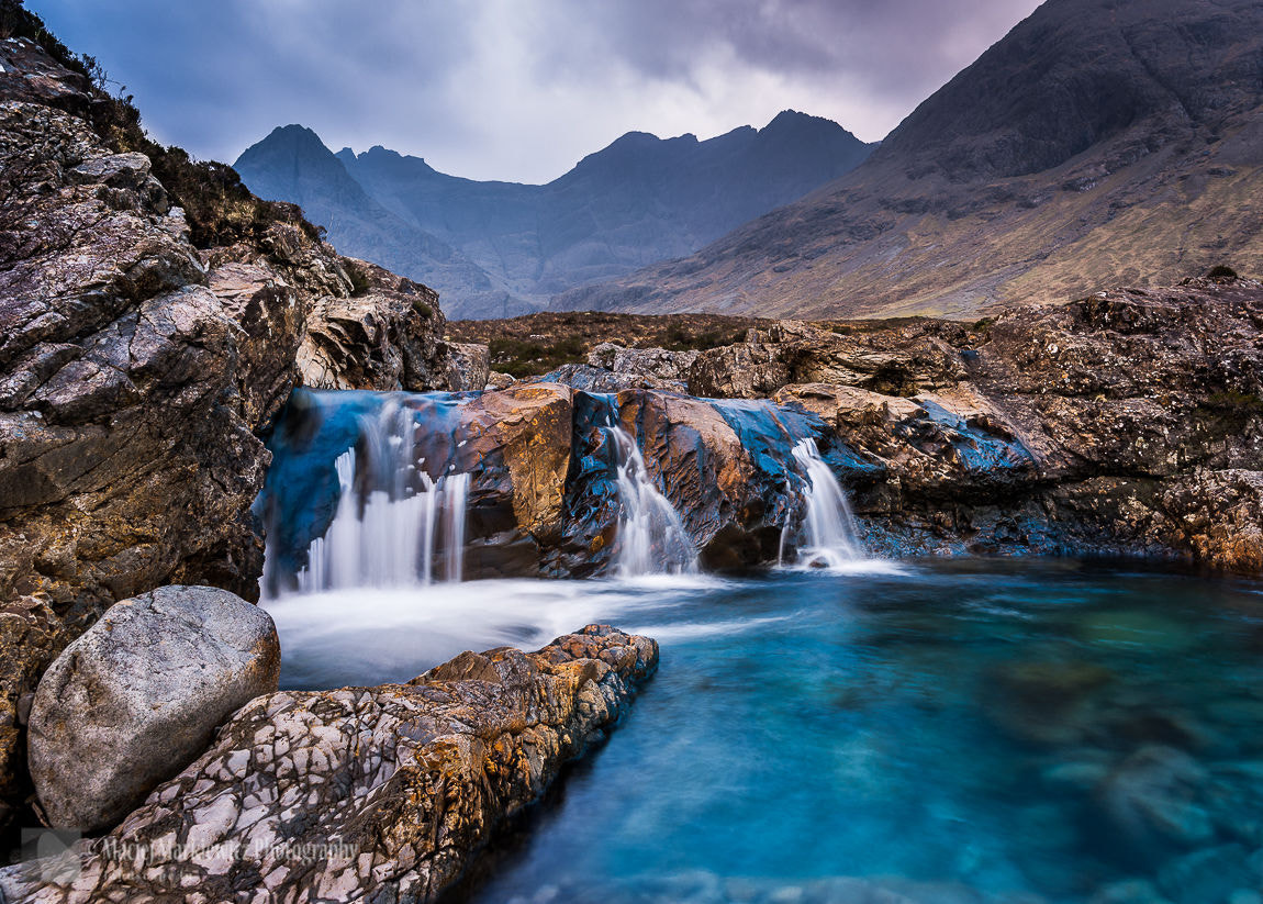 Photograph Fairy Pools by Maciej Markiewicz on 500px