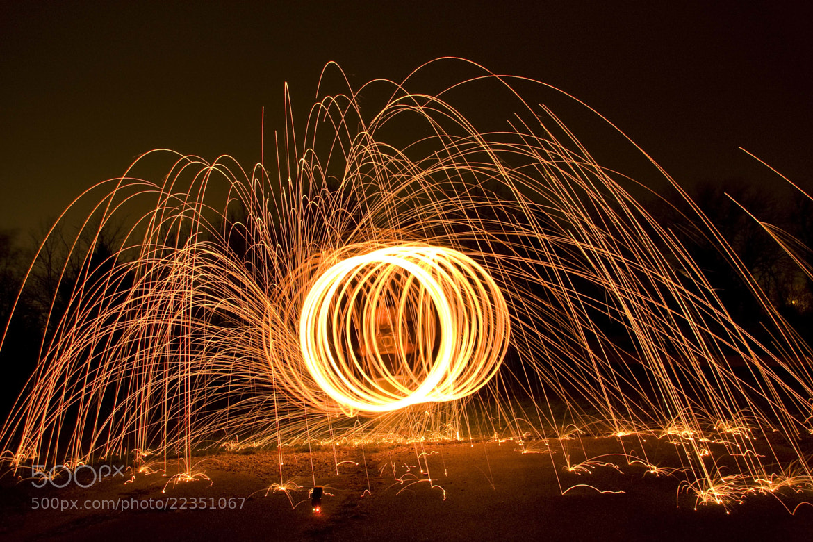 Photograph Painting with Light 2 by Robert Wood on 500px