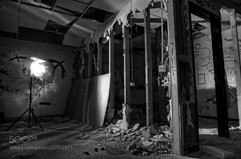 Photograph Office by James McKenzie-Blyth on 500px