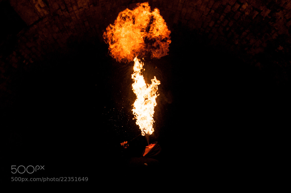 Photograph Fire Starter by Tony  Pullen on 500px
