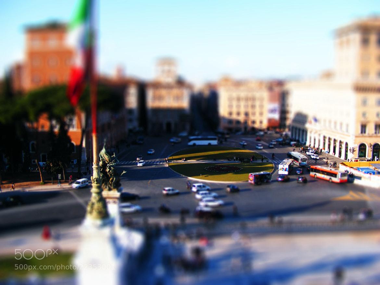 Photograph Miniature Rome by Jordan Gough on 500px