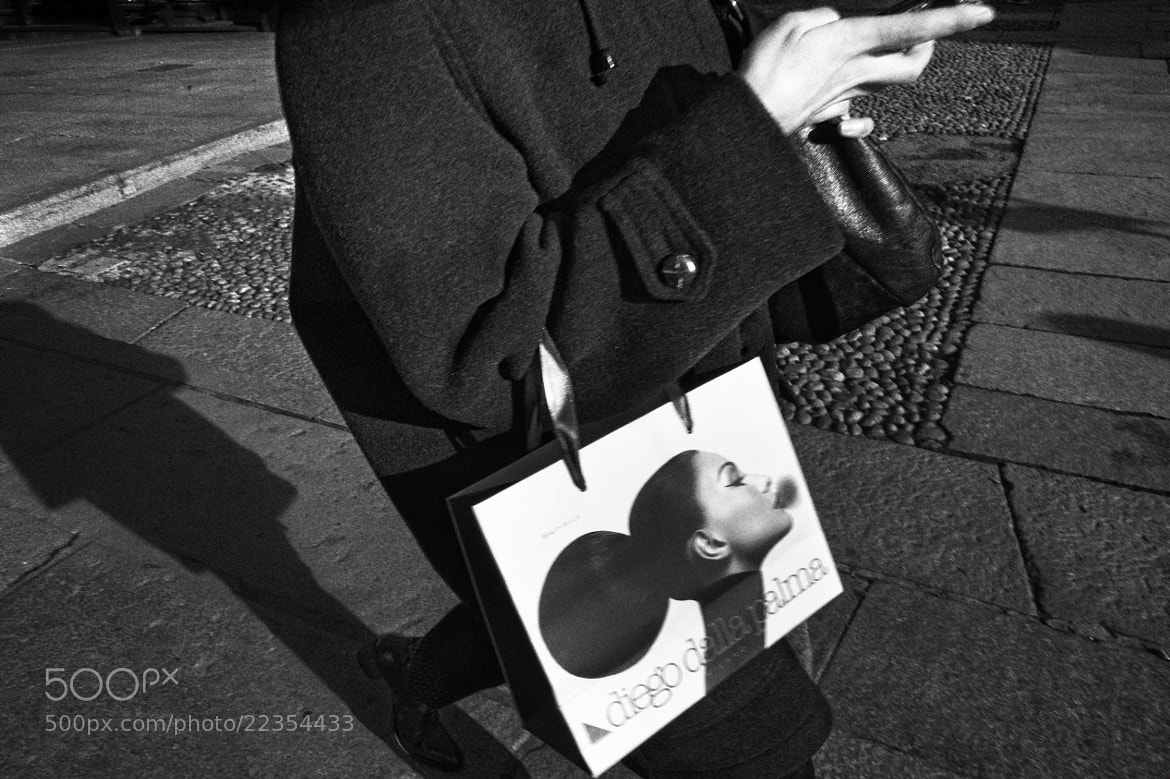 Photograph Milano -Street Photography_ by Fabrizzi Alessandro on 500px