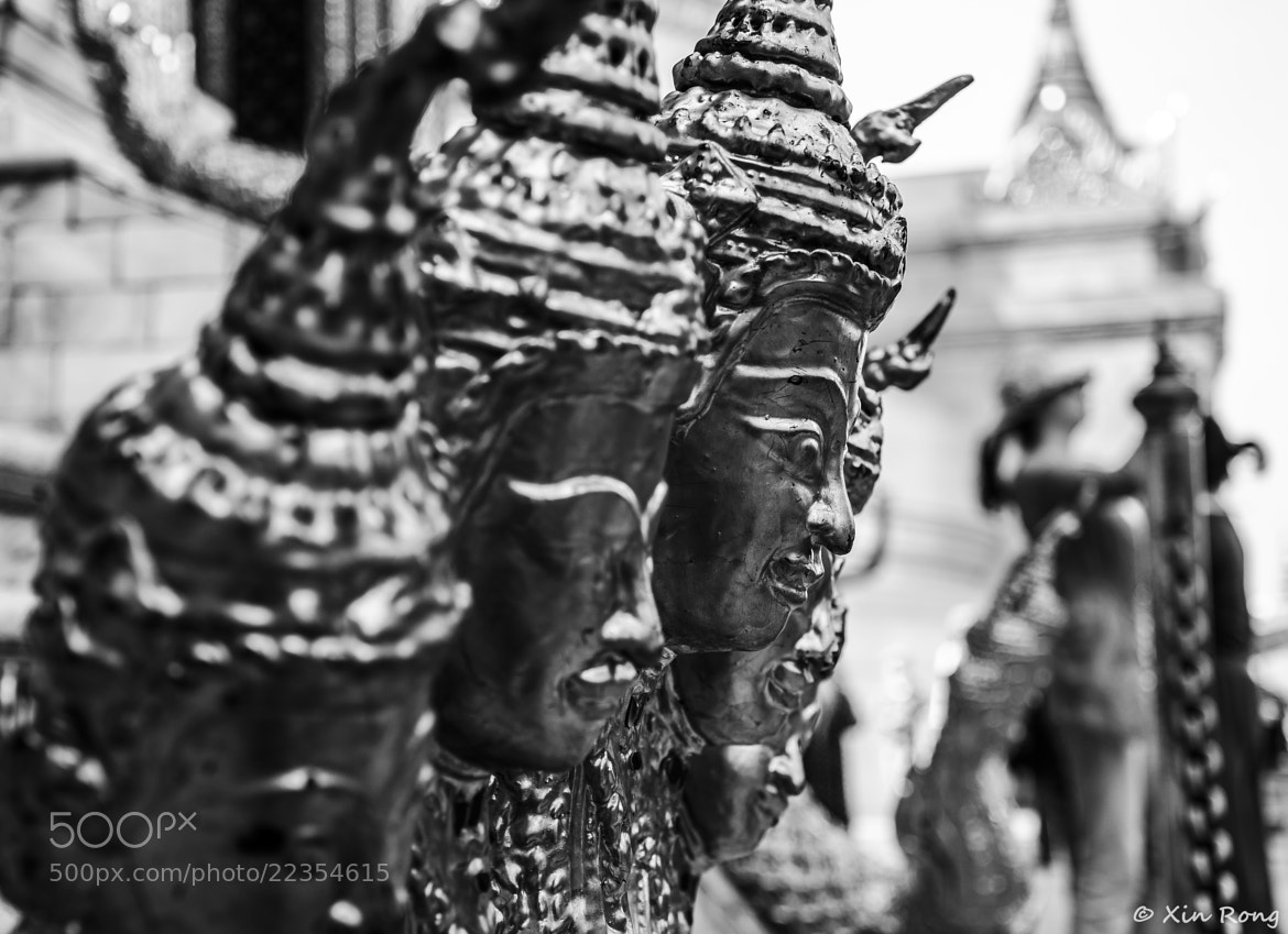 Photograph Faces of Faith (Thailand) by Tan Xin Rong on 500px