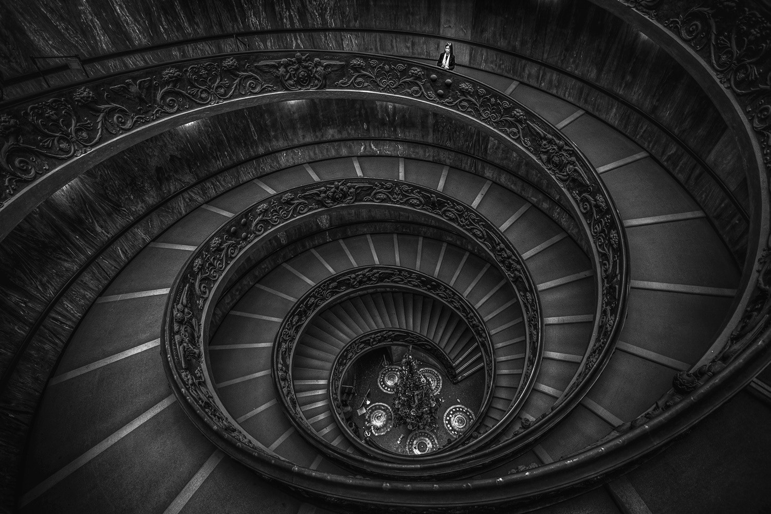 Photograph Vatican Museum by Simon Yin on 500px