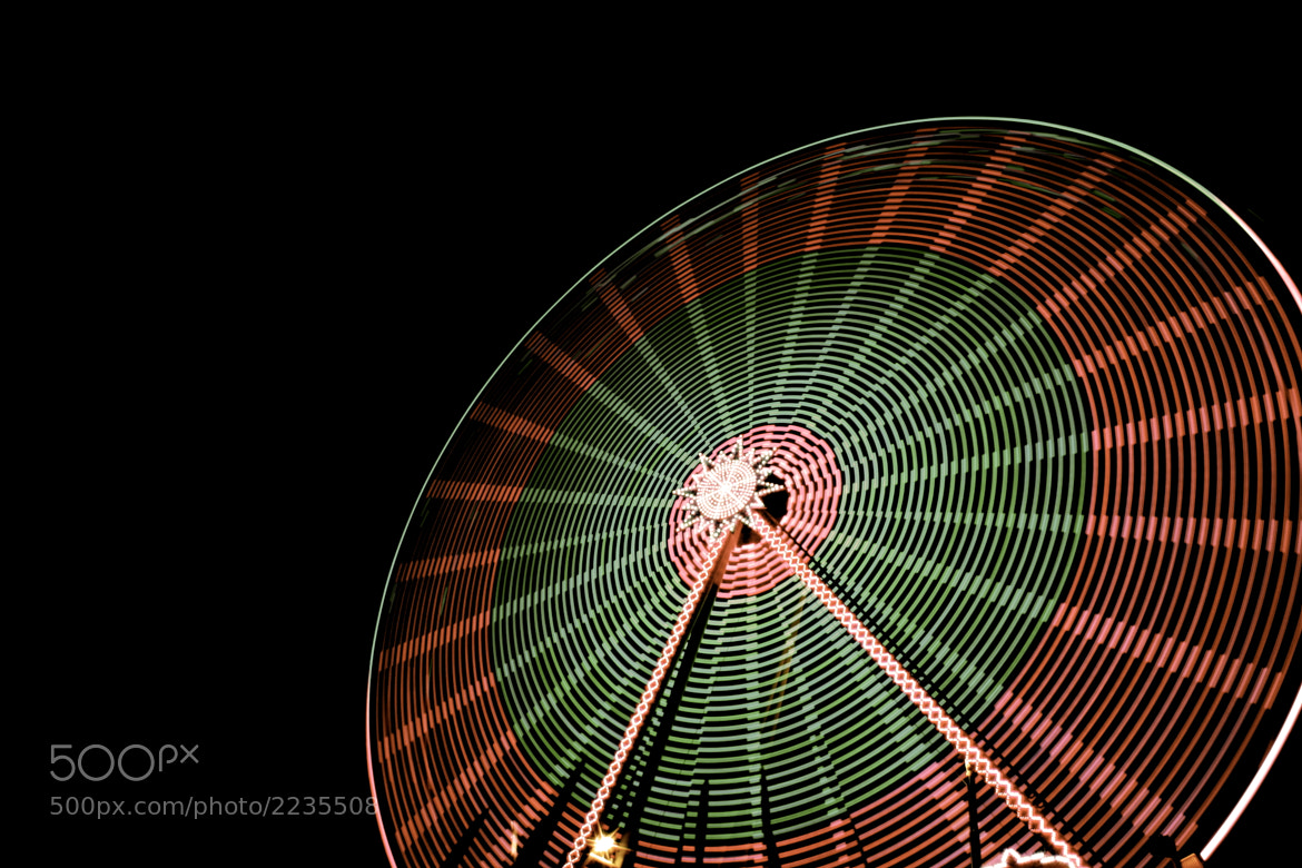 Photograph Ferris wheel. by Martin Heinz on 500px