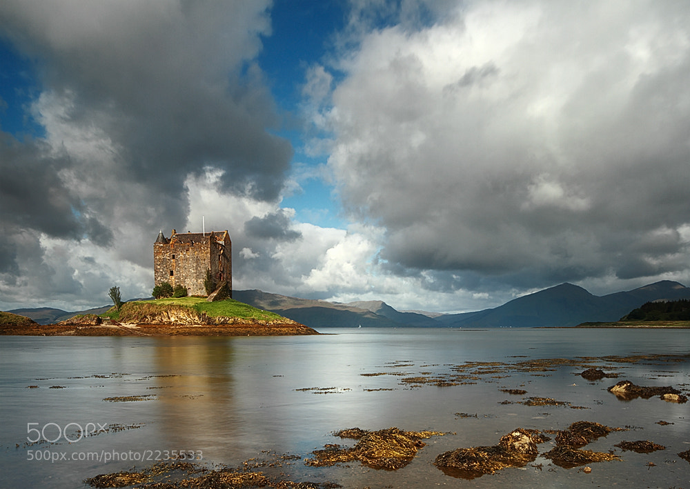 Photograph Castle Stalker by Steve Boote on 500px