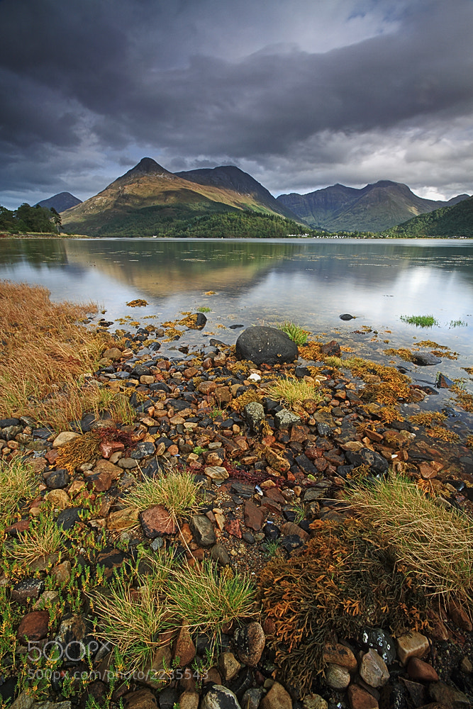 Photograph Across Loch leven by Steve Boote on 500px