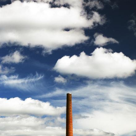 Chimney in the Sky