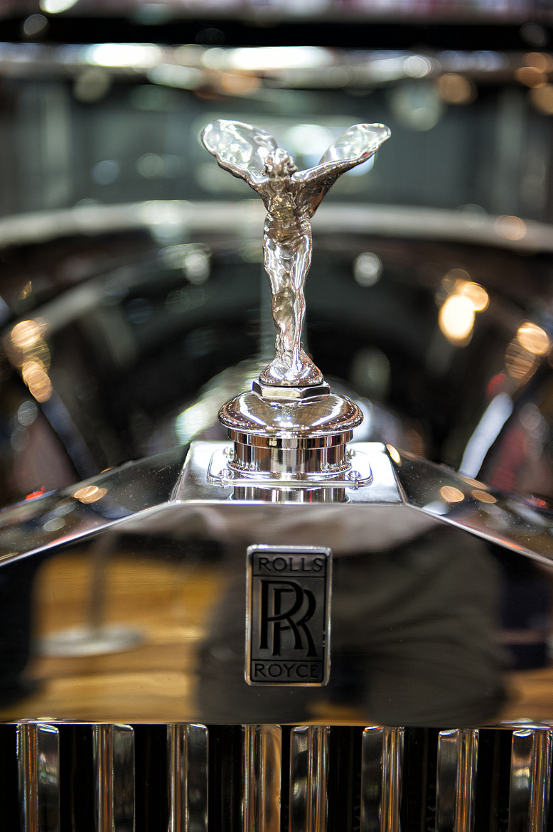 Photograph Rolls Royce by Mark  on 500px