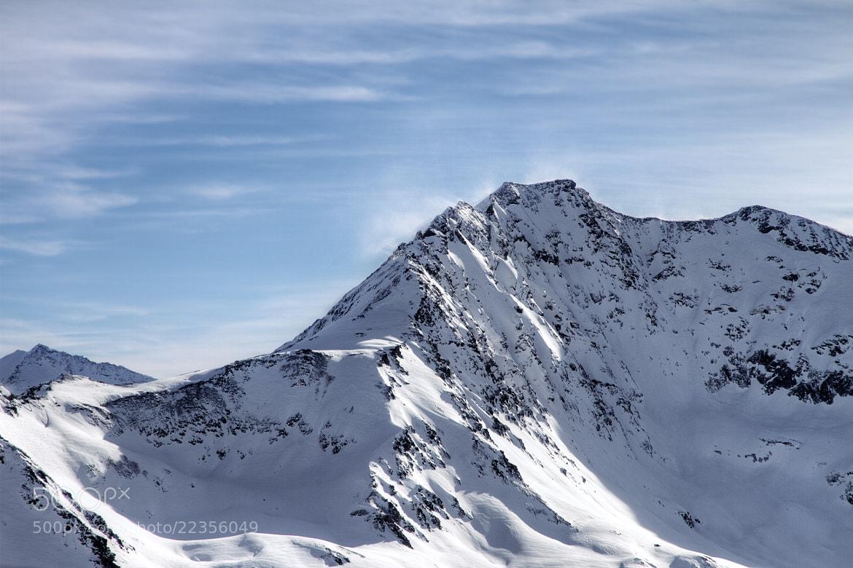 Photograph Peak by James McKenzie-Blyth on 500px