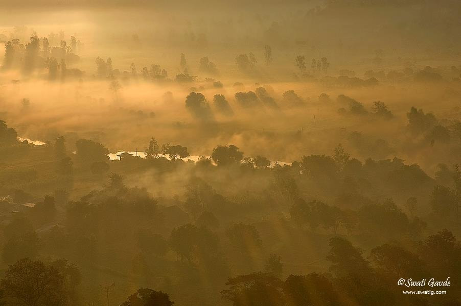 Photograph Magical Morning by Swati Gavde on 500px