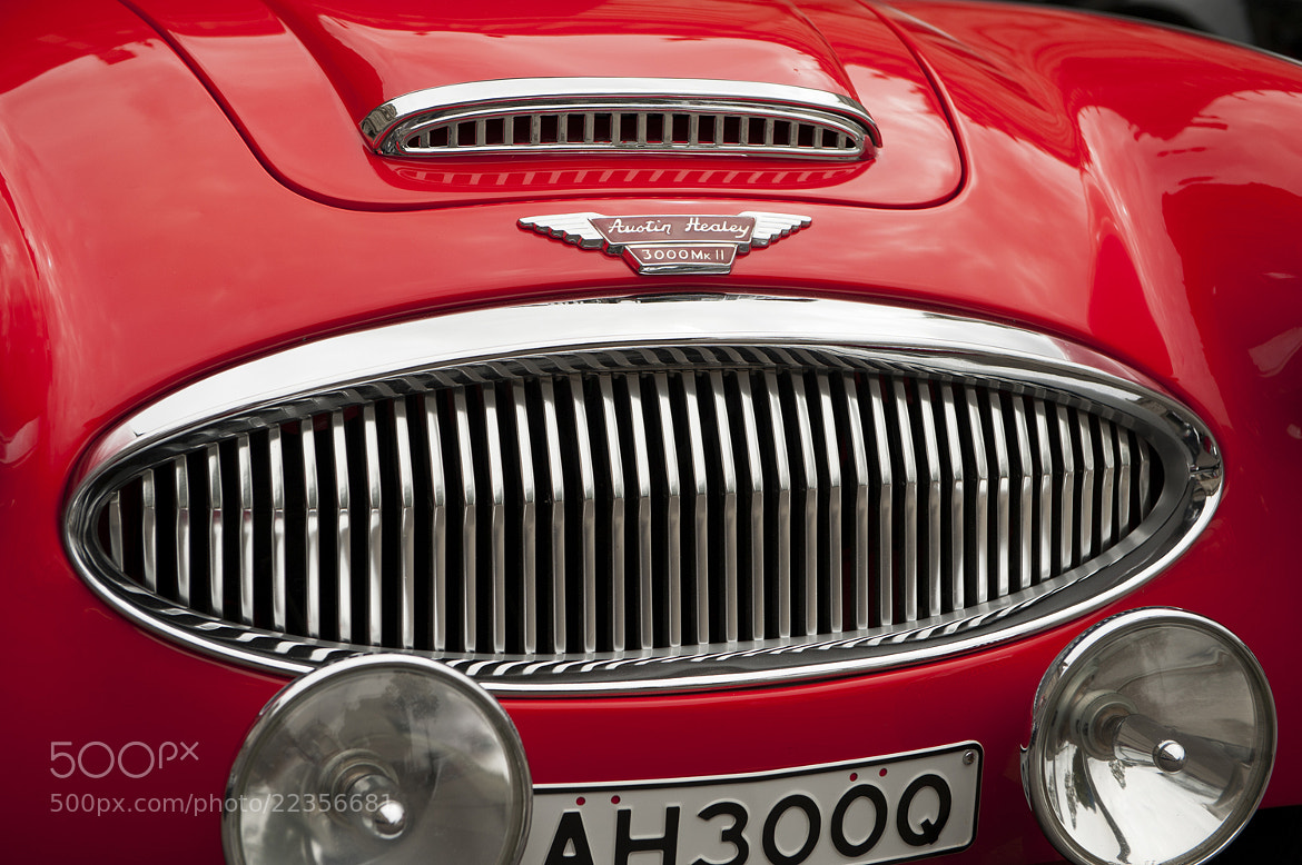 Photograph Austin Healey 3000 Mk2 by Mark  on 500px