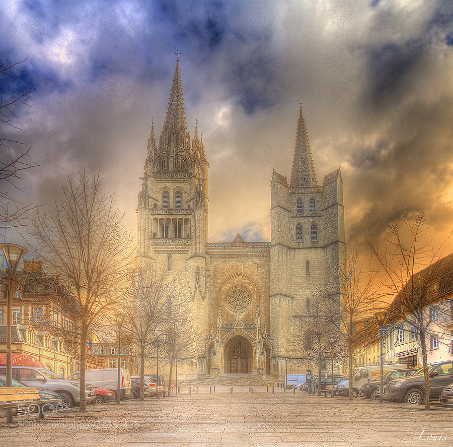 Photograph Mende - France by Louis Rafenomanjato on 500px