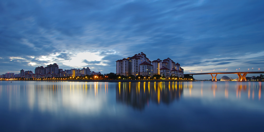 Photograph Twin Fortress by WK Cheoh on 500px