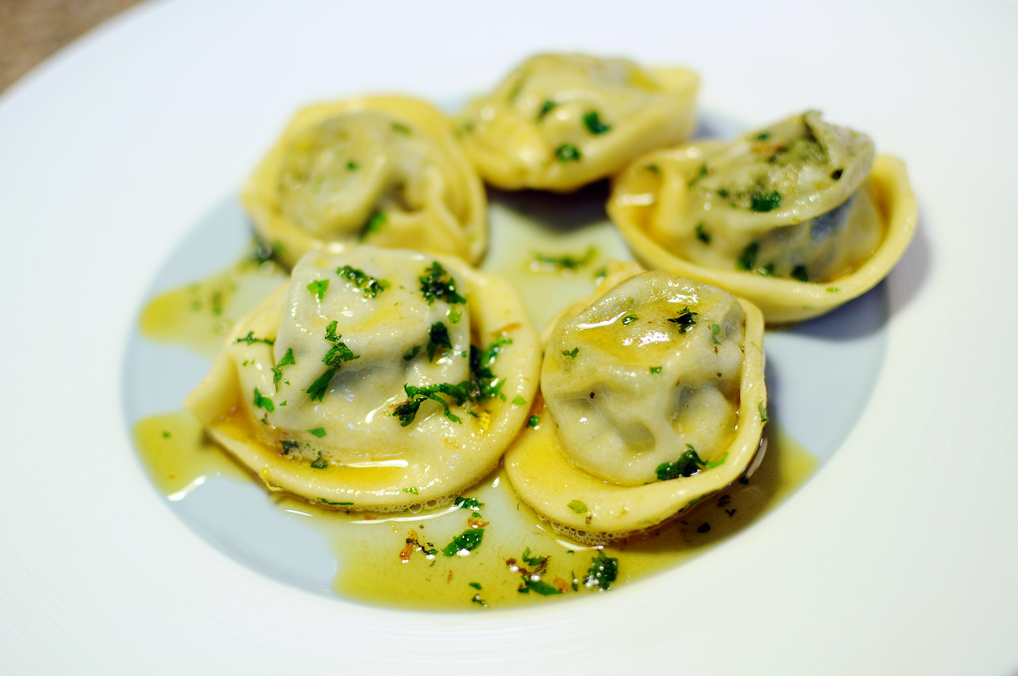 Photograph Spinach Ravioli by Simon Sperling on 500px